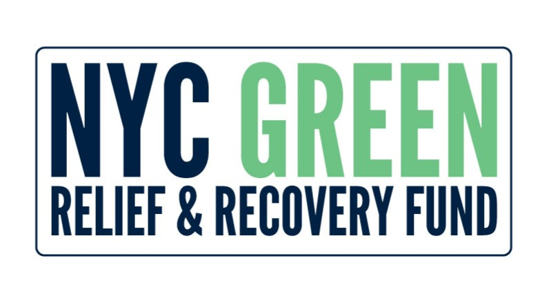 NYC Green Recovery and Relief Fund logo