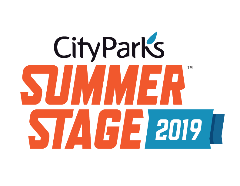 SummerStage logo with Capitol One Sponsor logo